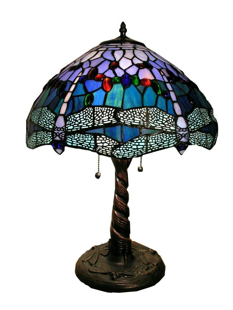 Dale Tiffany Lamps History Inspirational Stained Glass Lamp Dragonfly Warehouse Of Tiffany Wht008
