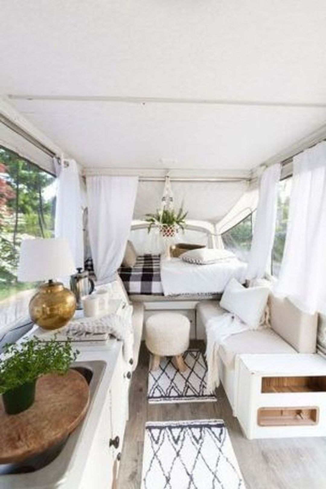 Decorating A Camper Interior Fresh 45 Best and Beautiful Rv Decorating Ideas for Fun Summer