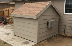 Dog House Plans For 3 Dogs Fresh I Built My Two Dogs A Doghouse Equipped With An Air