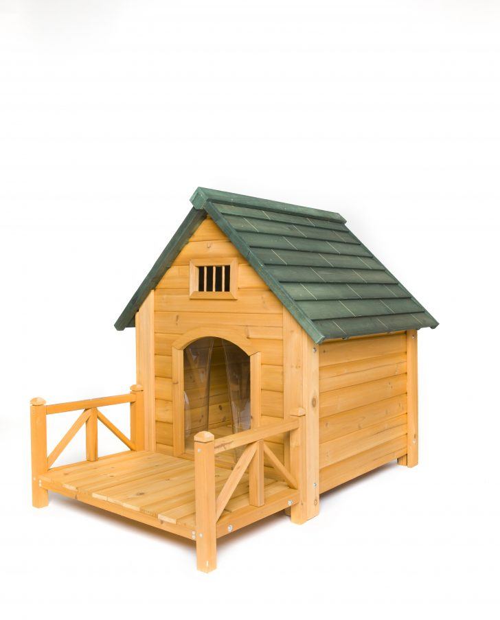 Dog House Plans with Hinged Roof 2020