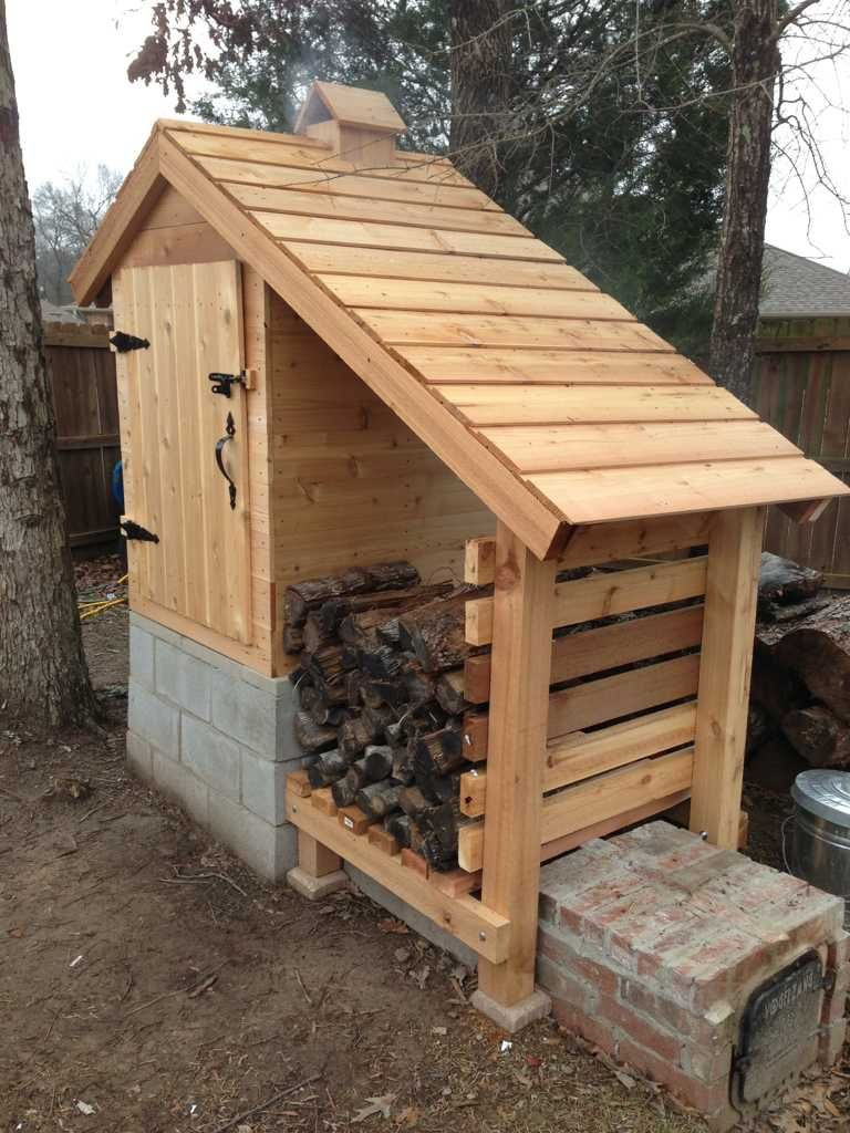 Dog House Plans with Hinged Roof Unique 25 Smokehouse Plans for Better Flavoring Cooking and