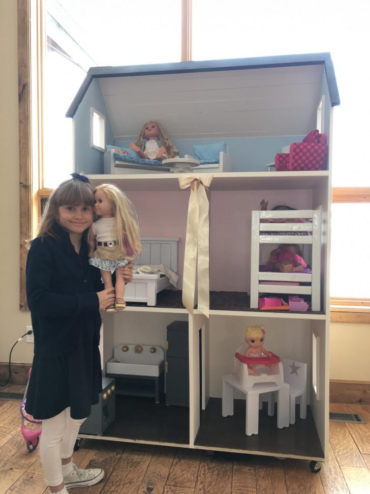Doll House Plans for 18 Inch Dolls 2021