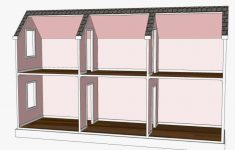 Doll House Plans For 18 Inch Dolls Inspirational Doll House Plans For American Girl Dolls Best Doll House