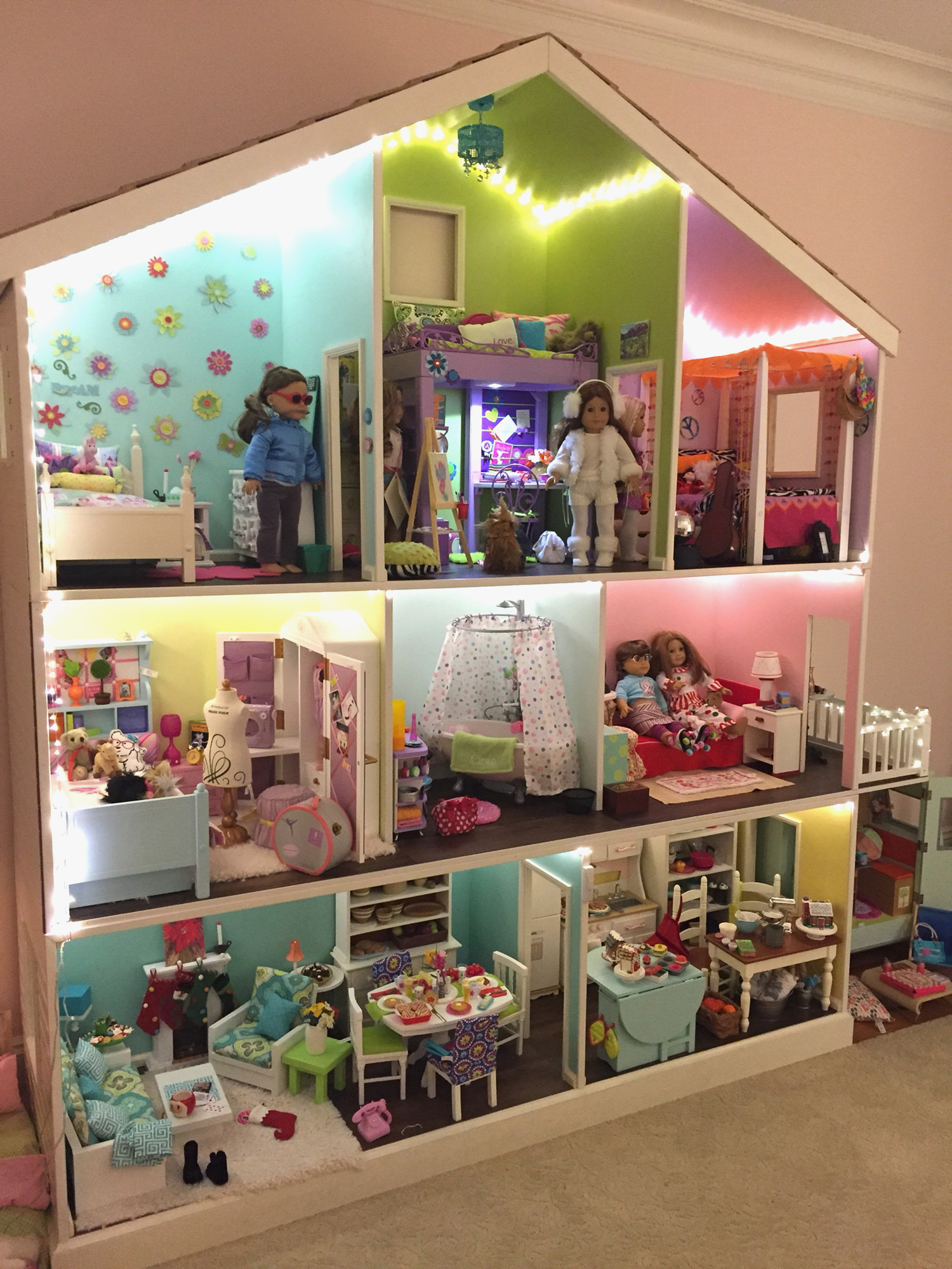 diy american girl doll house plans best of doll house plans for 18 inch dolls of diy american girl doll house plans