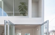 Elevated Small House Design Fresh Two Patios Cut Through Little House Big Terrace