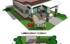 Elevated Small House Design Inspirational E Storey Elevated House Concept With 2 Bedrooms