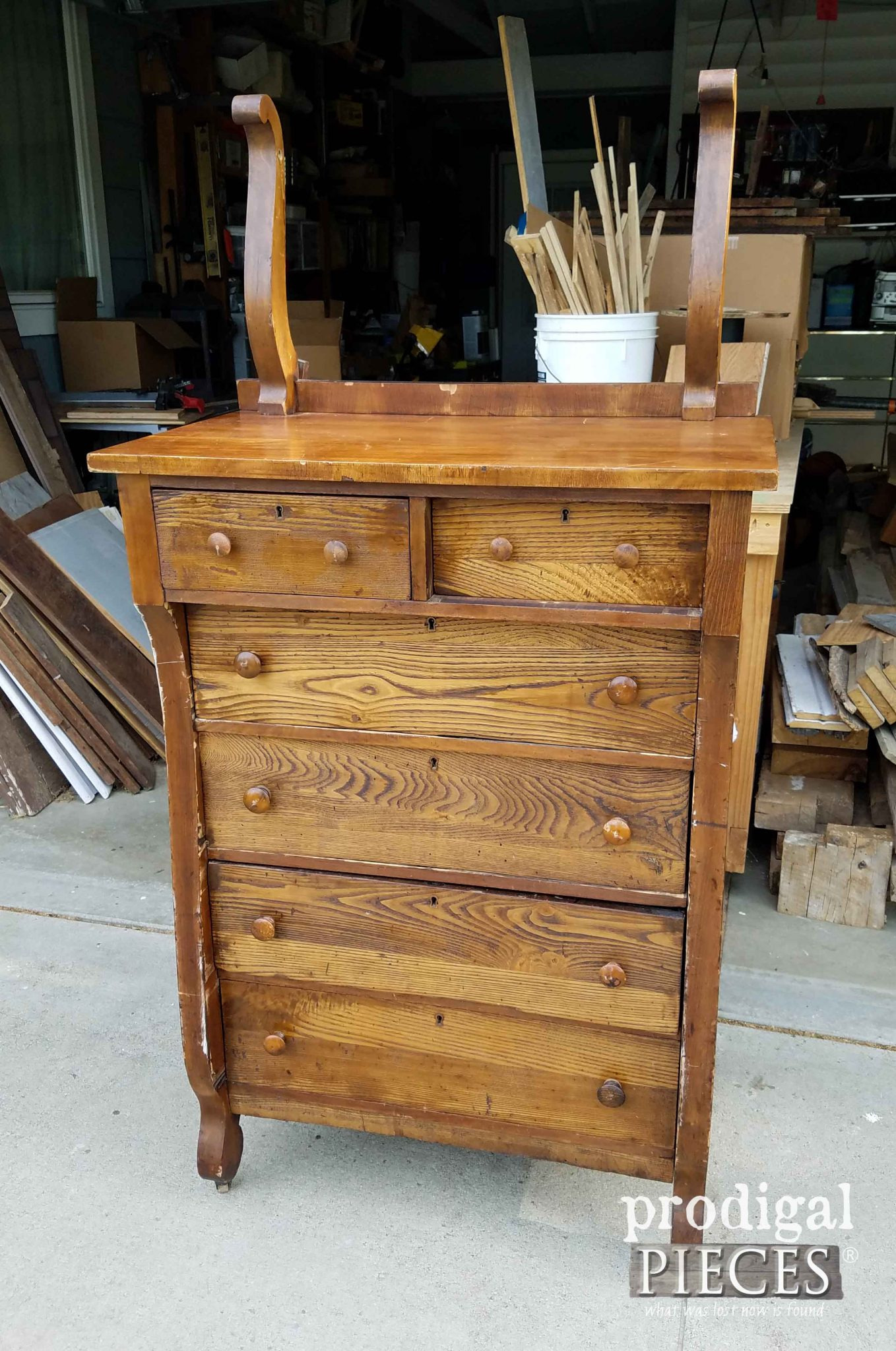 empire chest before