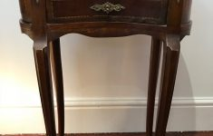 Empire Antiques Used Furniture Fresh Antique French Empire Style Old Inlaid Walnut Serpentine Side Table Gilt Ormolu