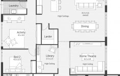 Four Bedroom House Floor Plans Beautiful Affinity Dale Alcock Homes