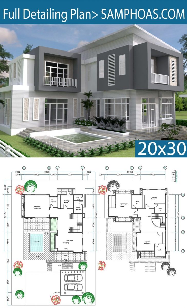 Free House Designs and Floor Plans 2021
