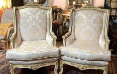 French Antique Furniture For Sale New Pair Of Wing Back Chairs French Antique Style Chairs