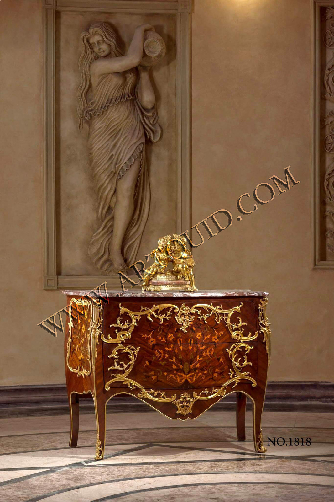 francois linke french 19th c louis xv rococo style rocaille ormolu mode