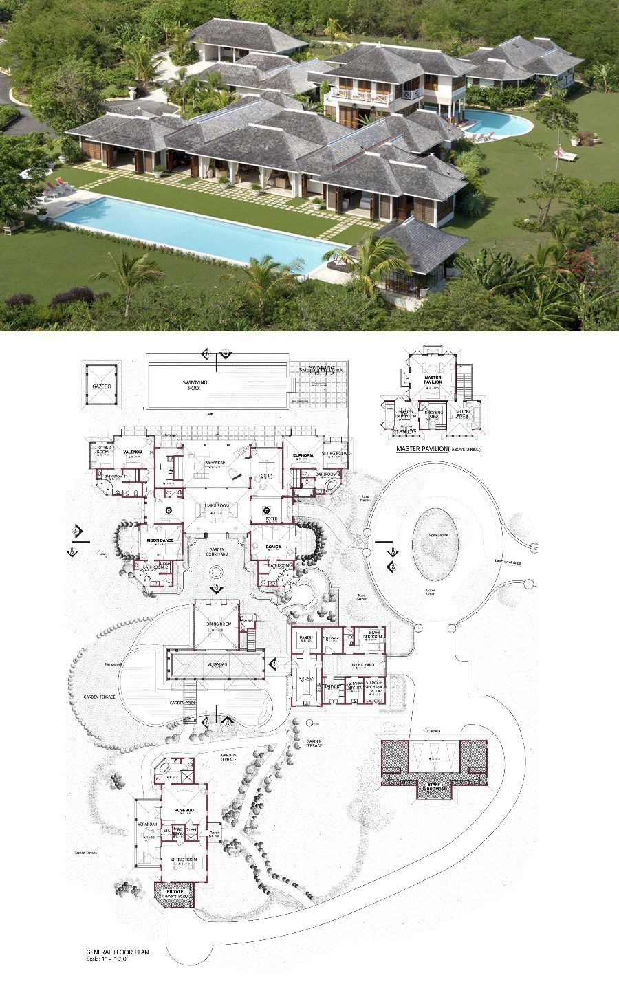 Hill Country House Plans Luxury Luxury Rose Cottage Tryall Club Jamaica In 2020