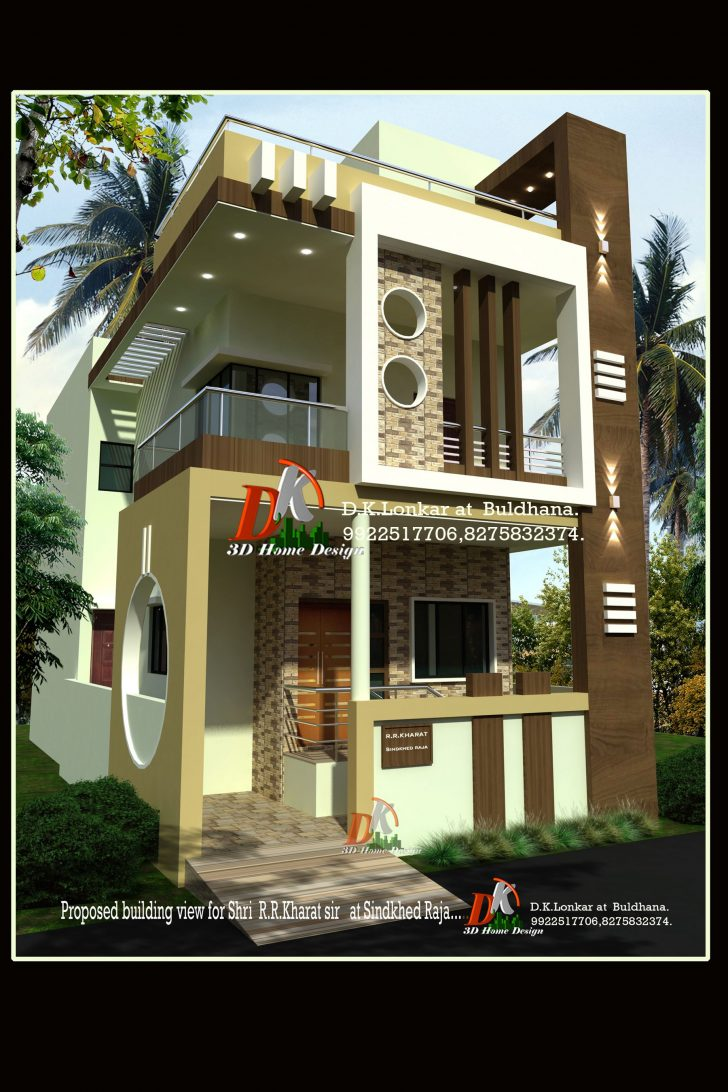 Home Design Photos Front View 2020