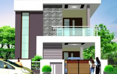 Home Design Photos Front View Luxury 25x30 House Plan Elevation 3d View 3d Elevation House