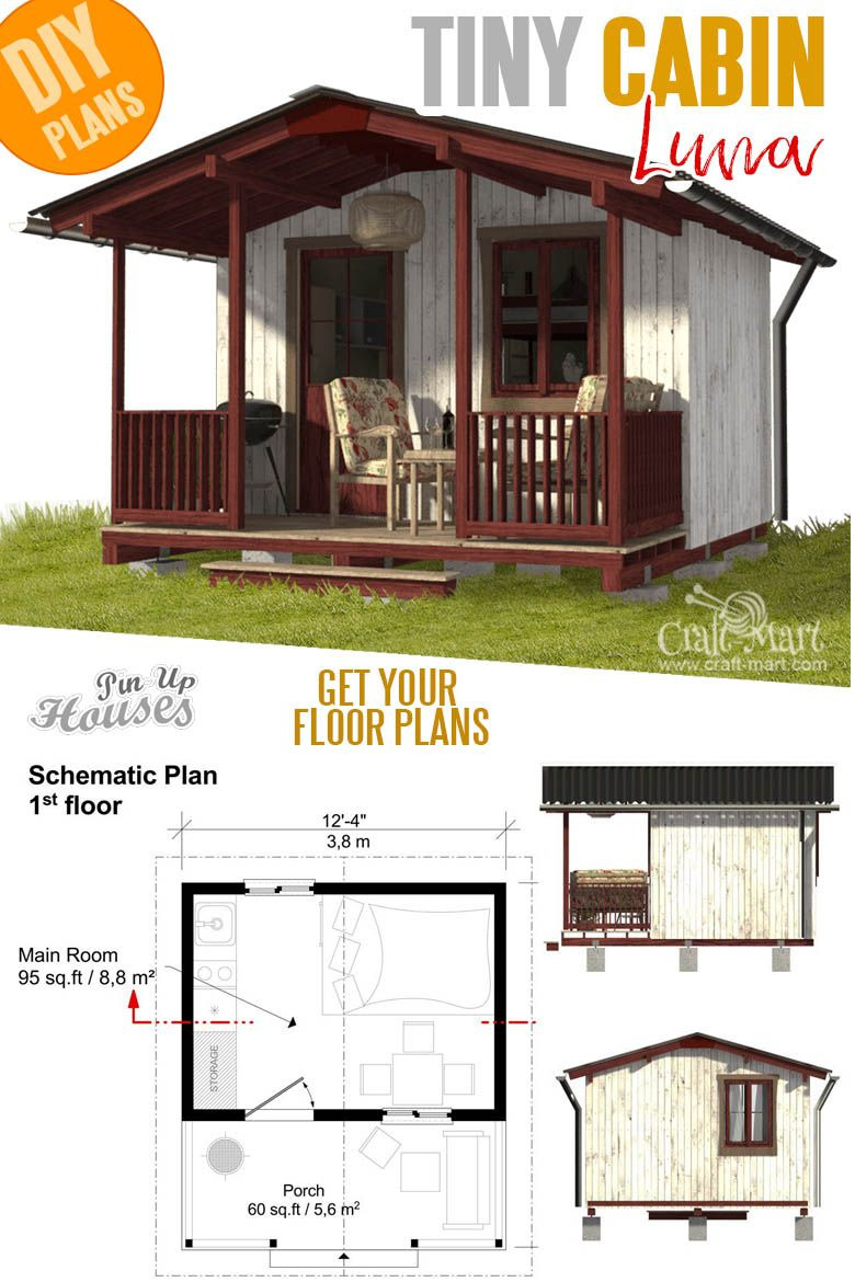 Home Plans and Cost to Build Inspirational 16 Cutest Small and Tiny Home Plans with Cost to Build