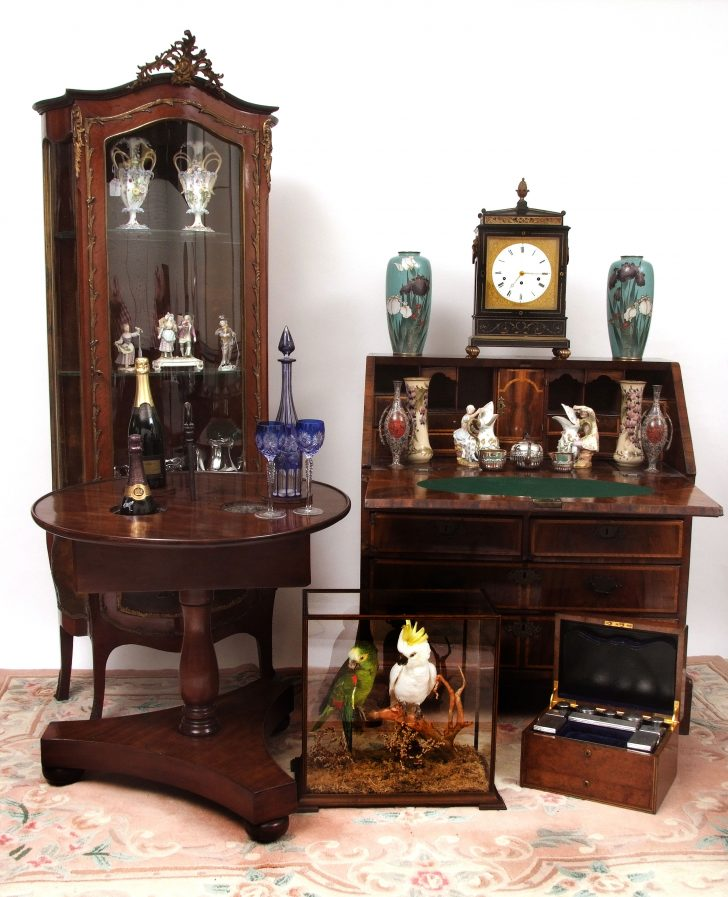 House Clearance Auctions Antique Furniture 2021