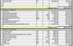 House Design And Estimate Cost Unique Home Building Spreadsheet Residential Construction Cost
