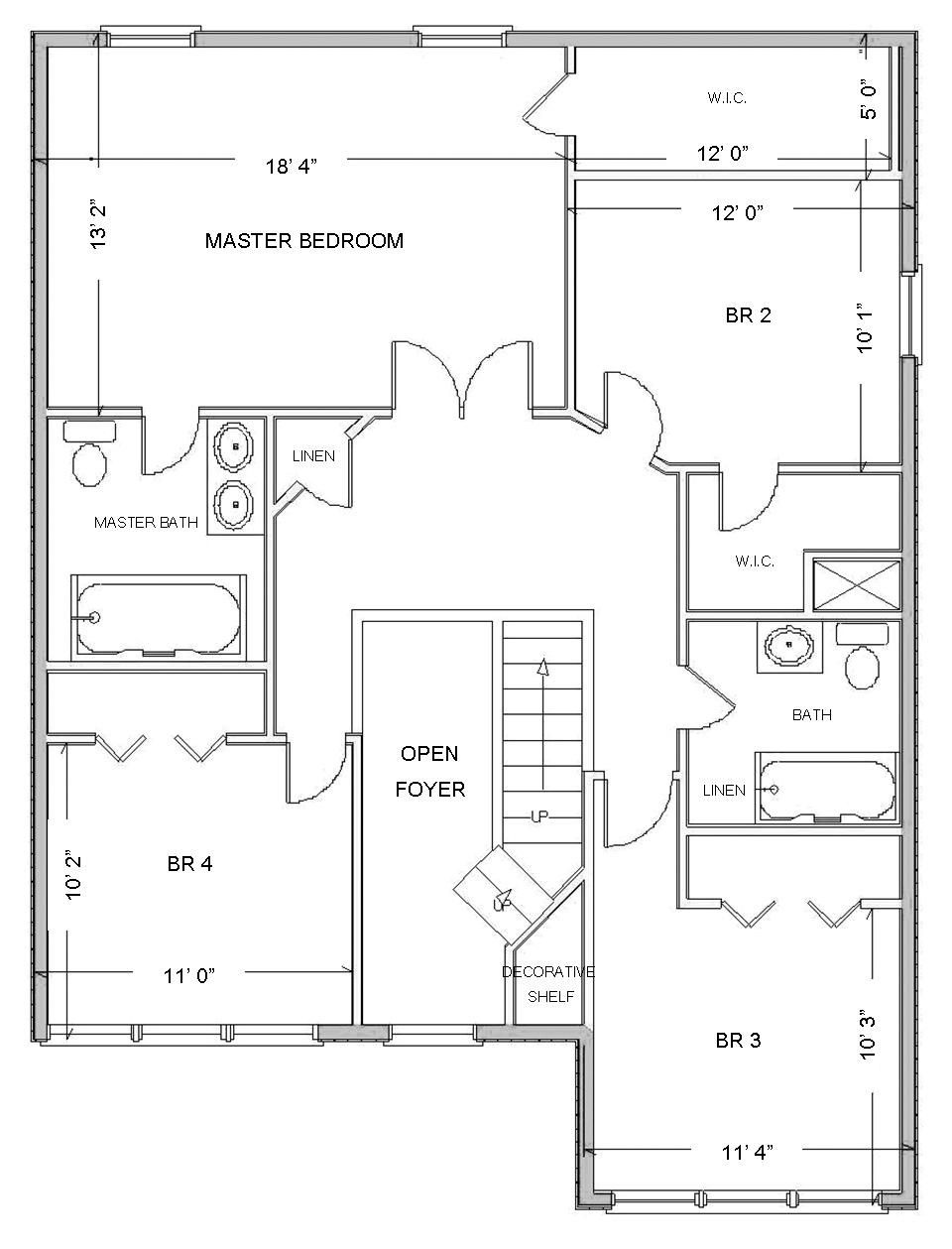 House Plans and Layouts Beautiful Digital Smart Draw Floor Plan with Smartdraw software with