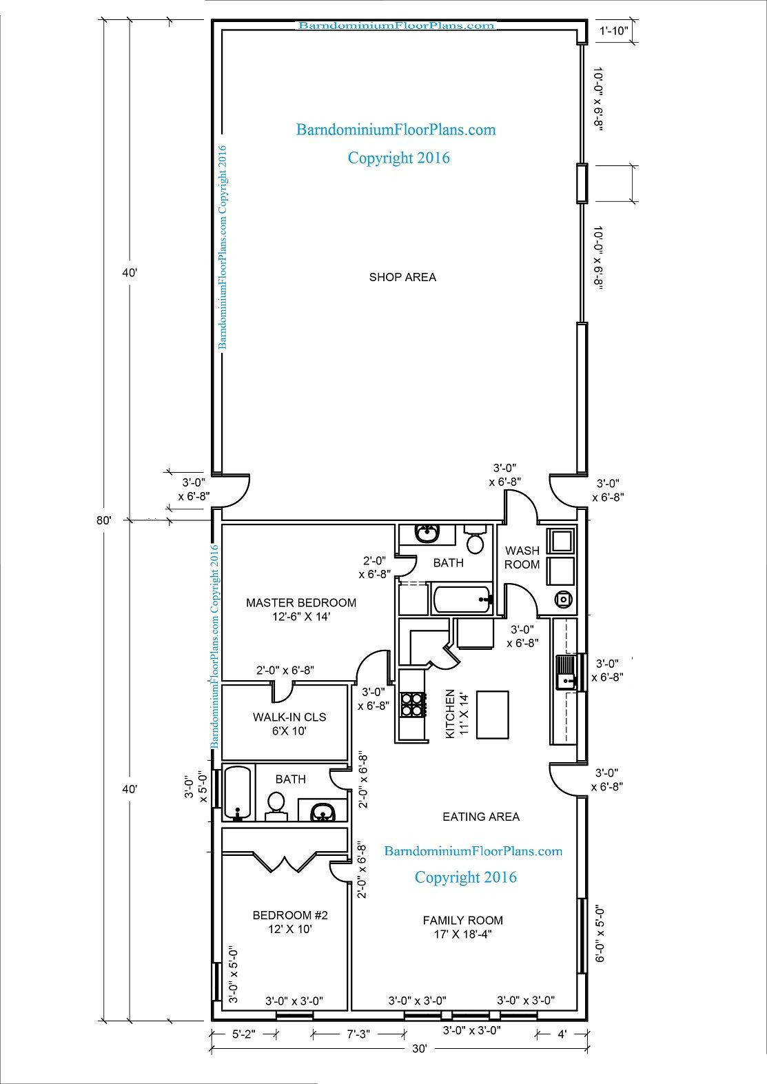 House Plans and Prices to Build Inspirational Beast Metal Building Barndominium Floor Plans and Design