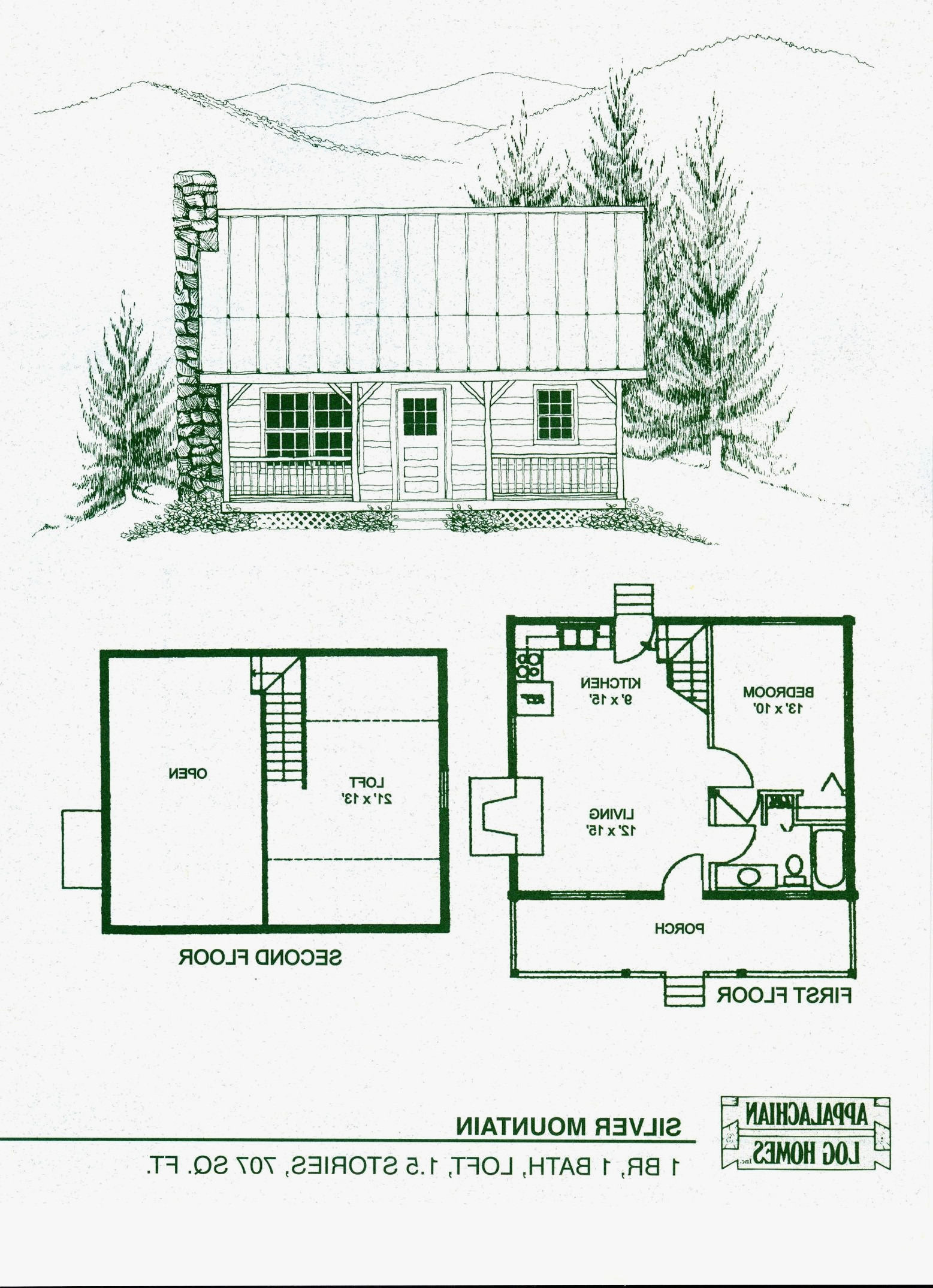 House Plans Cabin Style Luxury 59 New Small Cabins with Loft Floor Plans Stock – Daftar