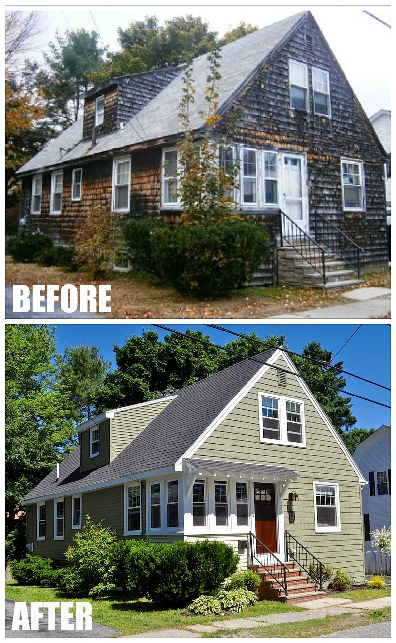 small craftsman cottage home renovation a craftsman style bungalow makeover in maine by sopo cottage 482c
