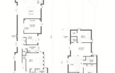 House Plans For Large Lots Inspirational Narrow Mediterranean House Plans Two Story Bedroom Storey