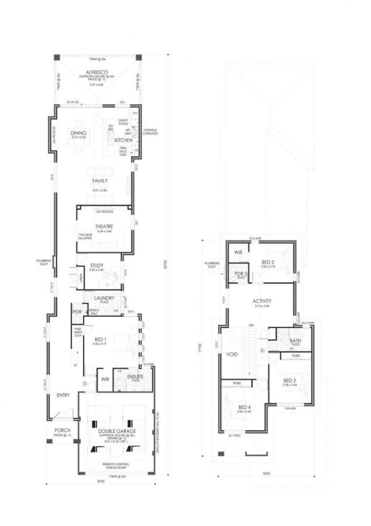 House Plans for Large Lots 2020