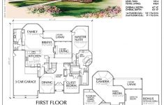 House Plans For Two Family Home Beautiful Two Story House Plan C7160