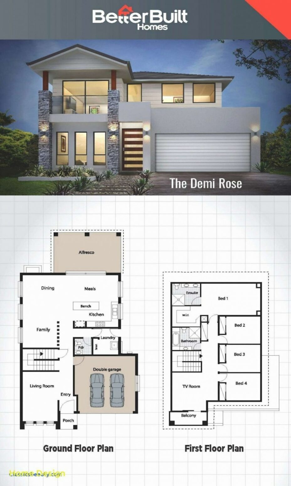 House Plans for Two Family Home Fresh Modern Mansion Exterior Contemporary Family Home Modern