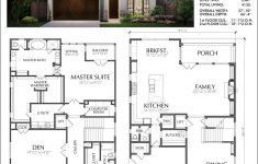 House Plans For Two Family Home Inspirational Two Story House Plan E3313