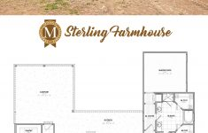 House Plans In Louisiana New Sterling Farmhouse Living Sq Ft 2206 Bedrooms 3 Or 4 Baths