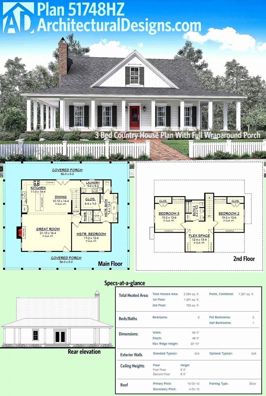 ranch style home with wrap around porch 50 inspirational graph ranch house plans with wrap