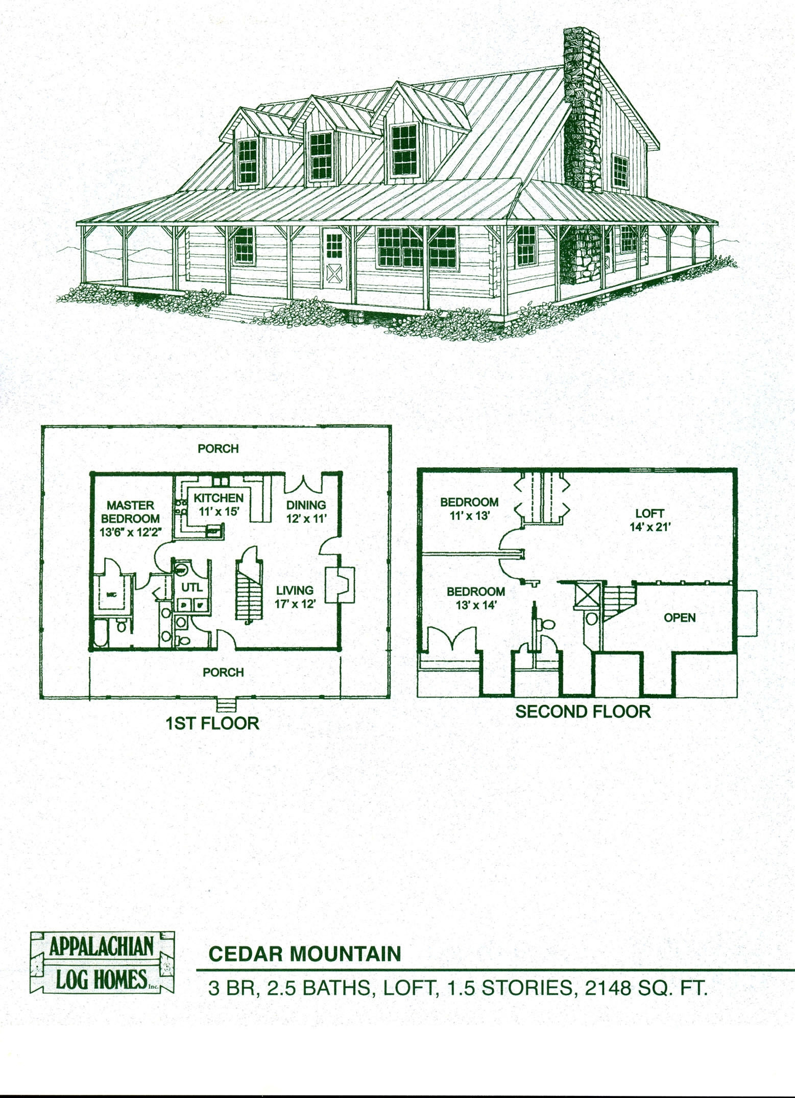 log cabin house plans wrap around porch escortsea intended for measurements 1557 x 2150