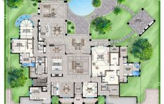 House Plans With Elevators Waterfront New Hpm Home Plans Home Plan 009 9224