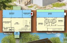 House Plans With Lake Views Lovely Plan Lls Modern 3 Bed Vacation Home With Dramatic