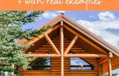 How Much Is It To Build A Small House Luxury A Guide To How Much Build A Log Cabin Costs With Real