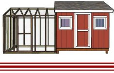 How To Build A Chicken House Free Plans New Learn How To Build A Large Chicken Coop So You Can Raise Up