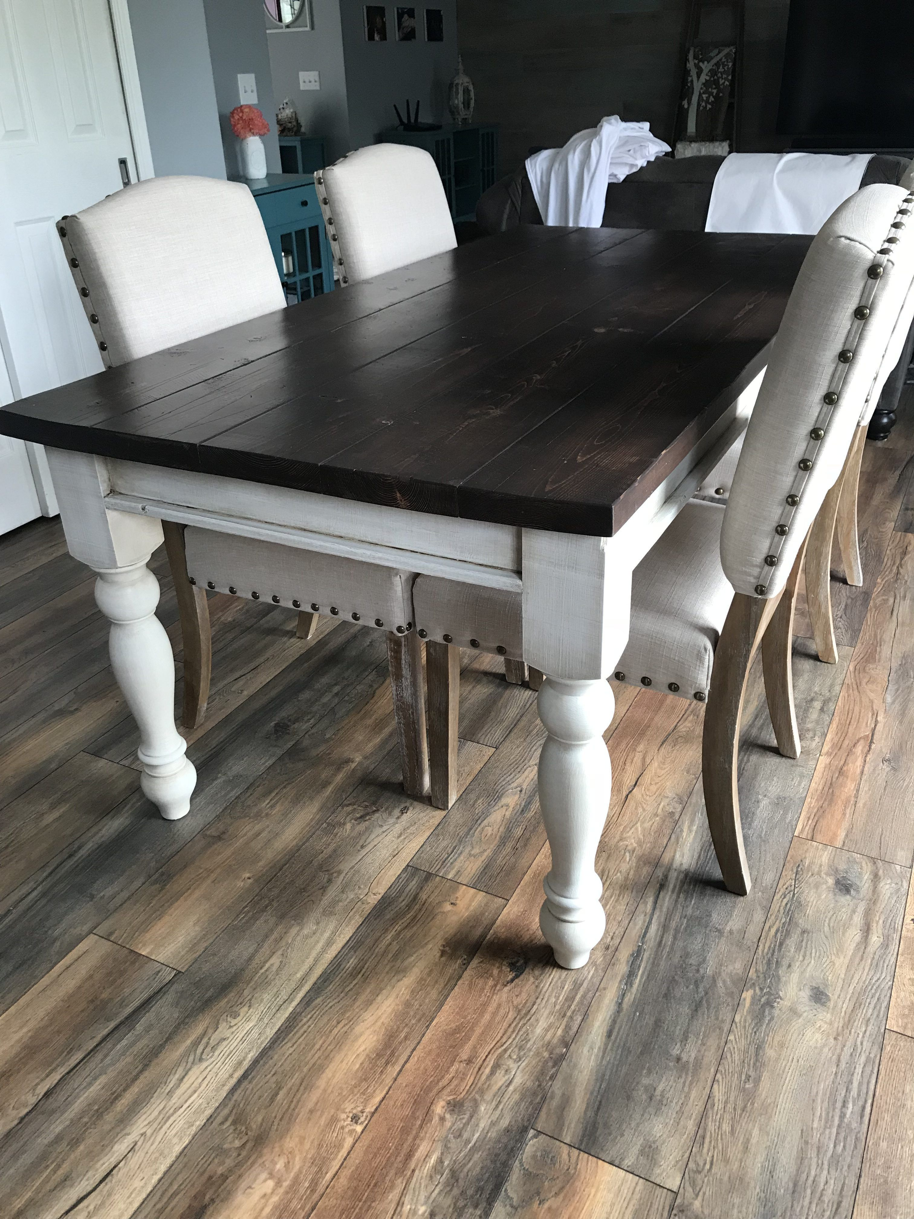 How to Build A Simple Home Awesome How to Build A Simple Farmhouse Table In 7 Easy Steps