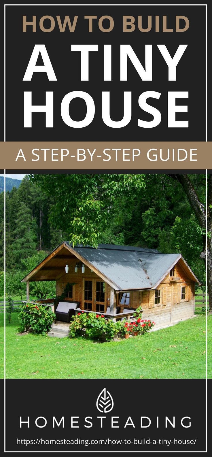 PIN How To Build A Tiny House A Step By Step Guide 2