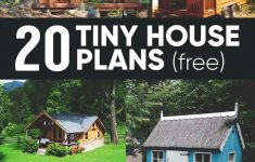 How To Build An Affordable House Inspirational 20 Free Diy Tiny House Plans To Help You Live The Small
