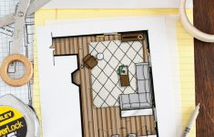 How To Make Your Own House Plans New How To Draw A Floor Plan A Beautiful Mess