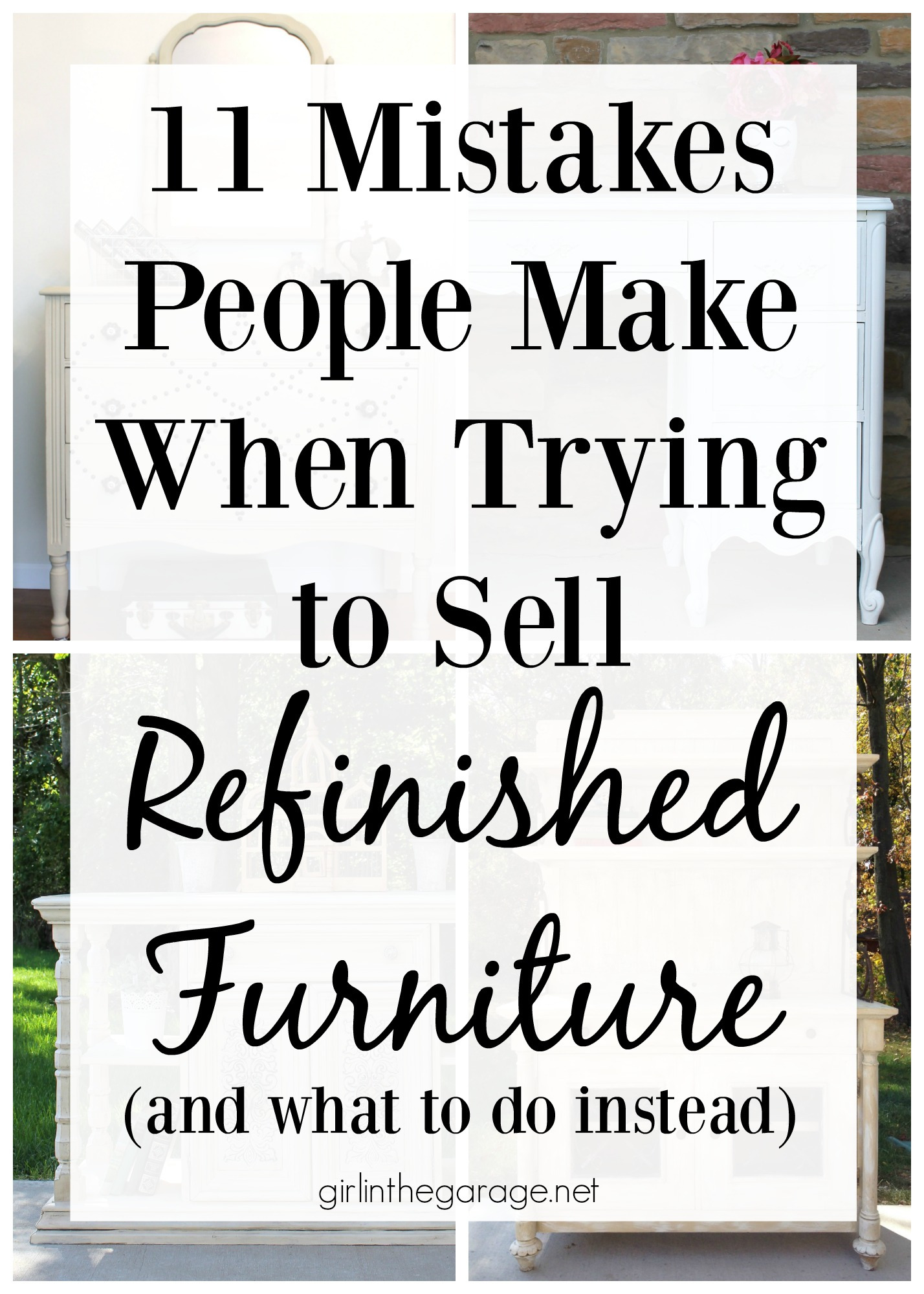 mistakes selling furniture 1