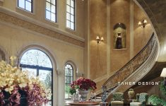 Inside Of Beautiful Mansions Luxury Grand Foyer Design For Luxury Mansion Located In Dubai Uae