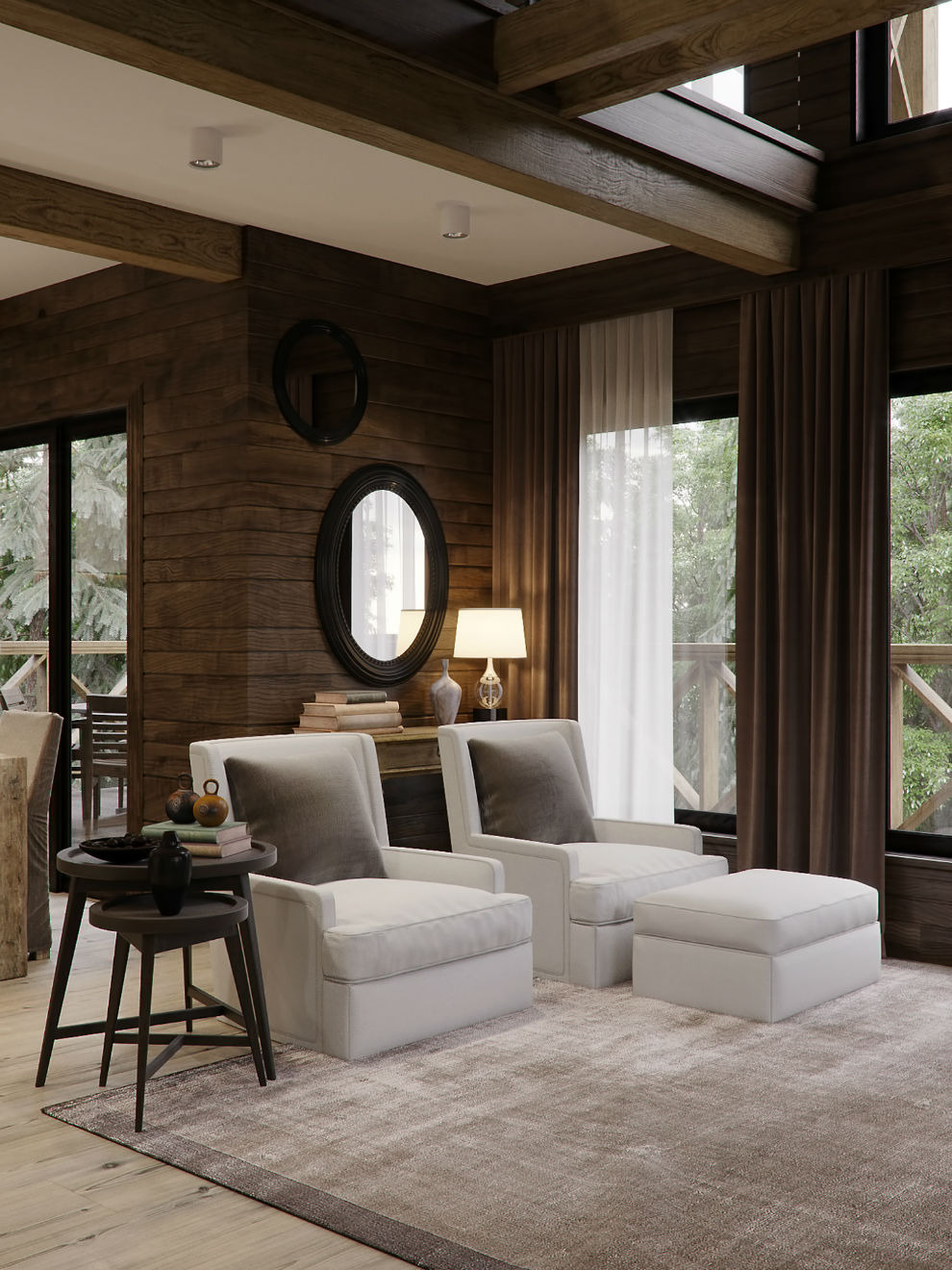 Interior Design Chalet Style Best Of Country House In Chalet Style by Dmitriy Kurilov