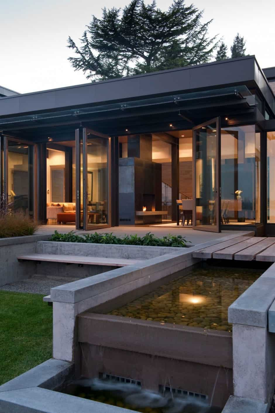 h house inspired by water inside and out 3