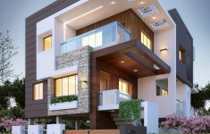 Latest Bungalow Design Gallery Unique Modern Residential Exterior By Ar Sagar Morkhade Vdraw