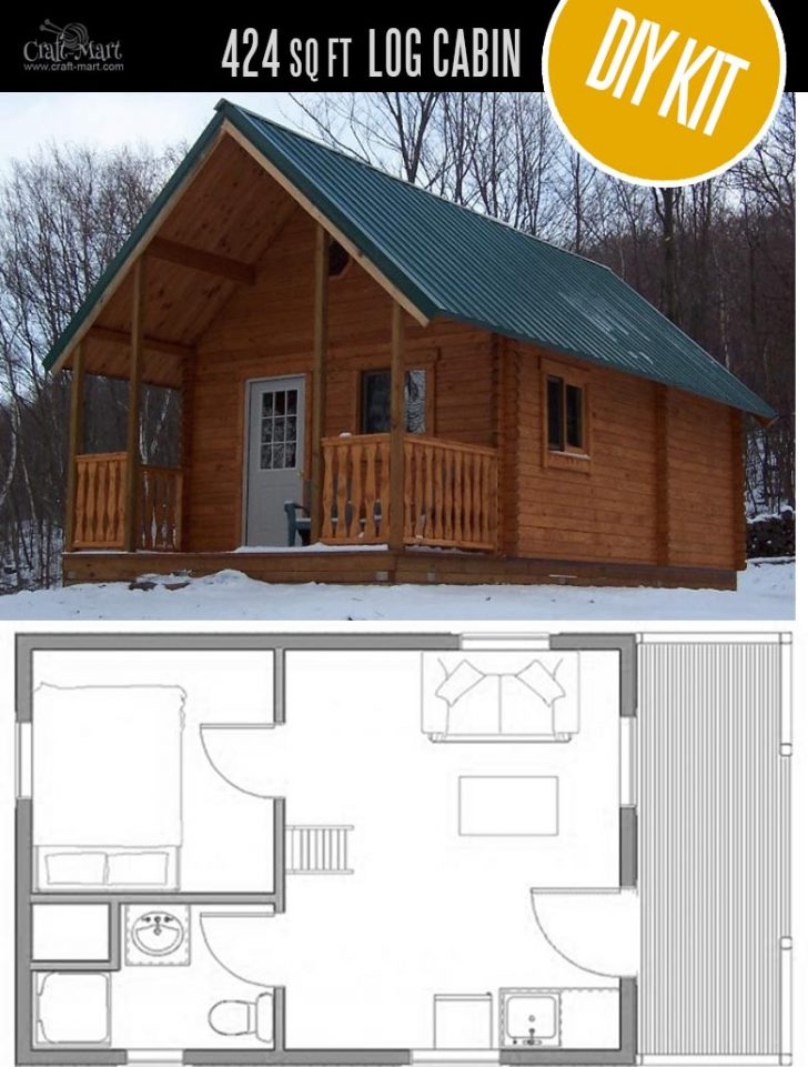Log Cabin House Plans with Photos 2020