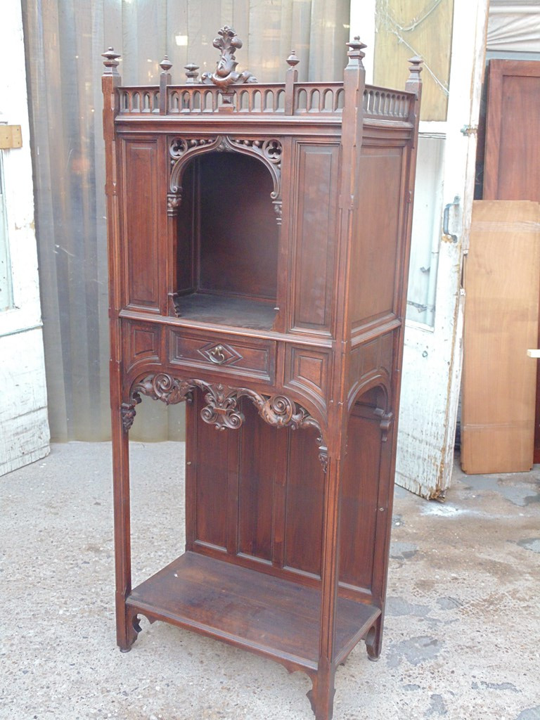 14b gothic alter cabinet 1