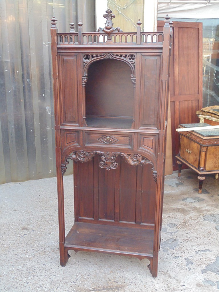 14b gothic alter cabinet 2